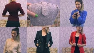 PART 1 MASSIVE HALF YEAR THRIFT HAUL, CRYSTAL, ACCESSORIES AND CLOTHING Thumbnail