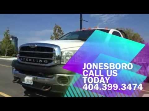 Towing Cars In Jonesboro, GA 404.399.3474