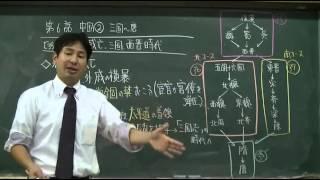 035 後漢の滅亡・三国・西晋(教科書82)世界史20話プロジェクト第06話