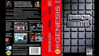 [SEGA Genesis Music] Robocop vs The Terminator - Full Original Soundtrack OST