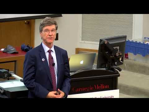 The UN's Jeffrey Sachs on The Information Revolution and Sustainable Development
