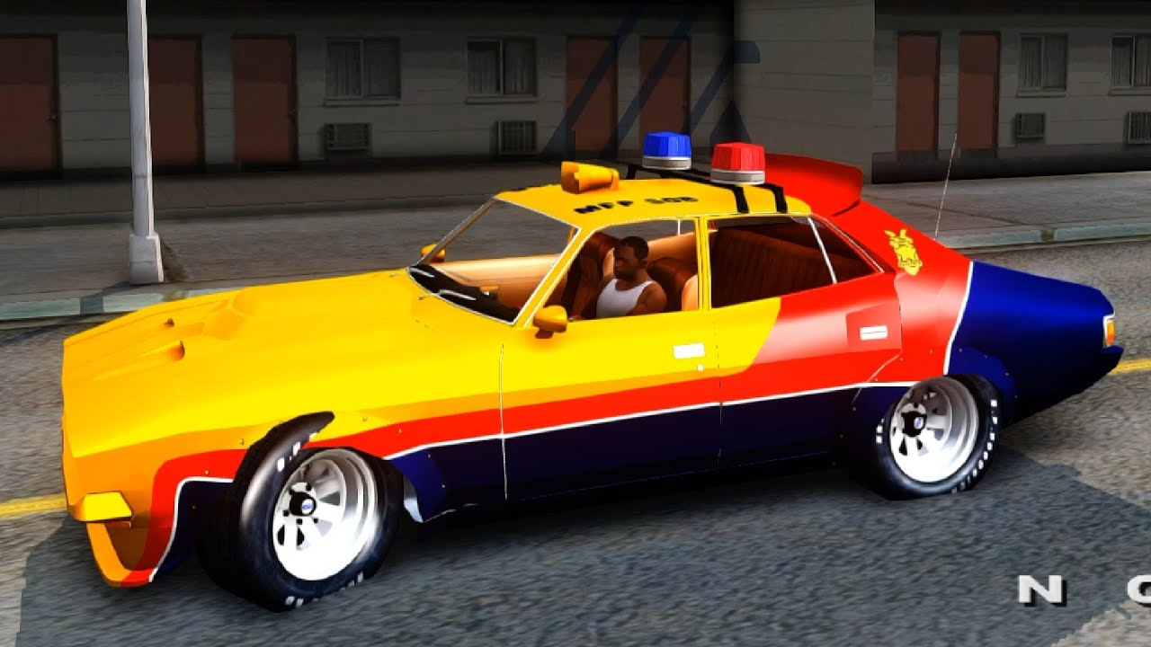 1973 ford falcon xbgt interceptor gta san andreas youtube. Black Bedroom Furniture Sets. Home Design Ideas
