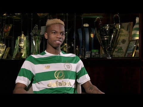 Celtic FC - FIRST INTERVIEW: Charly Musonda (Part 1)