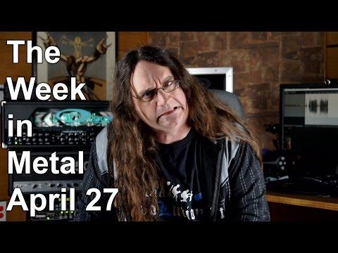 The Week in Metal - April 27, 2015 | MetalSucks