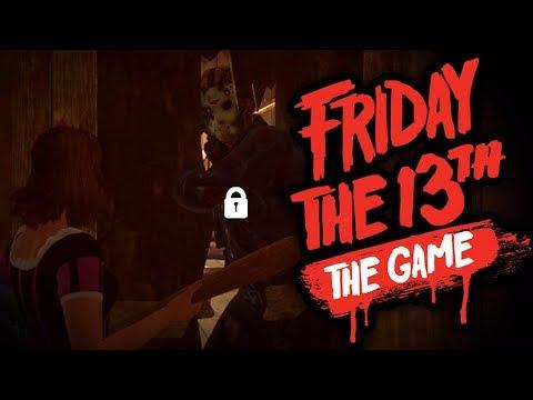 FRIDAY THE 13th - LA PRINCESITA JENNY! - VIERNES 13 GAMEPLAY ESPAÑOL