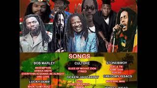 AFRICAN UNITY DAY REGGAE MIX (s entertainment radio )