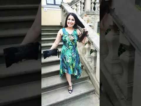Outfit Of The Day 12 5 18 Hochzeitsfeier Fokuhila Kleid Youtube