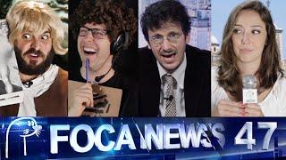 FOCA NEWS #47 - PORNO - C/ Daniel Furlan, Paula Vilhena, Bruno Sutter e Paulinho Serra