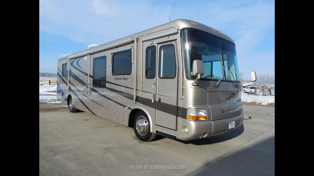 Used 1997 Newmar Dutch Star 3865 Diesel Pusher For Sale