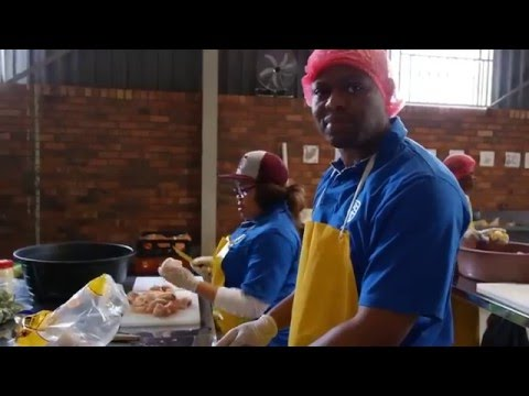 Standard Bank Cook a thon 07/07/2015