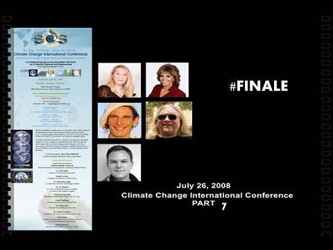 Climate Change International Conference (#7) [Pacific Design Center, West Hollywood, CA, USA]