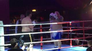 Super Fat Boy Heavy Weight Boxing @ Wonderland, Maidstone