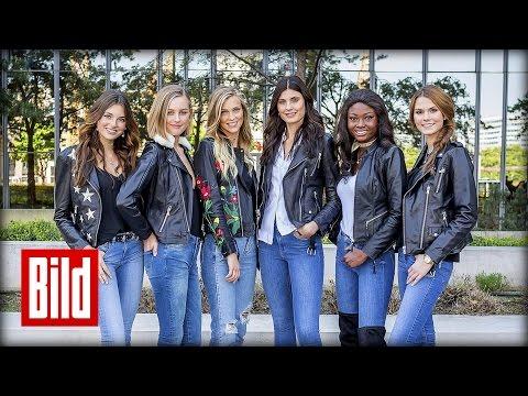 GNTM vorm Finale - Alle 6 Kandidatinnen des Halbfinals im langen Interview