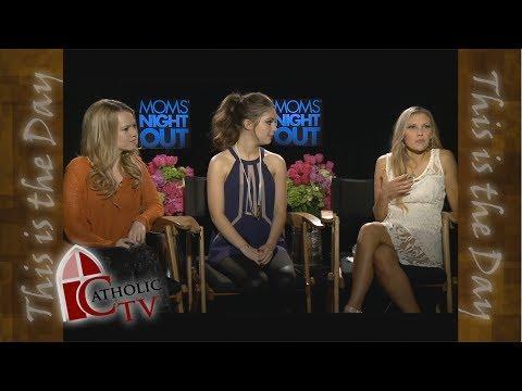 Abbie Cobb, Sammi Hanratty, Andrea Logan White  Mom's Night Out