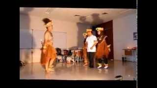 Budaya Nusantara - Tarian Selamat Datang from Papua