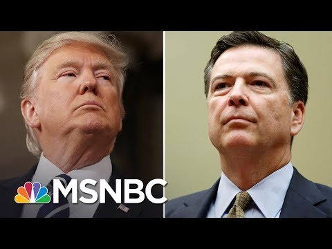 In A Contest Of Credibility, James Comey Trumps Donald Trump   AM Joy   MSNBC