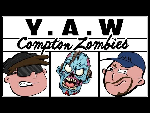 COMPTON ZOMBIES ★ Call of Duty Zombies