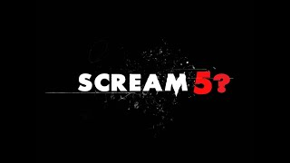 Scream 5 Title Reactions