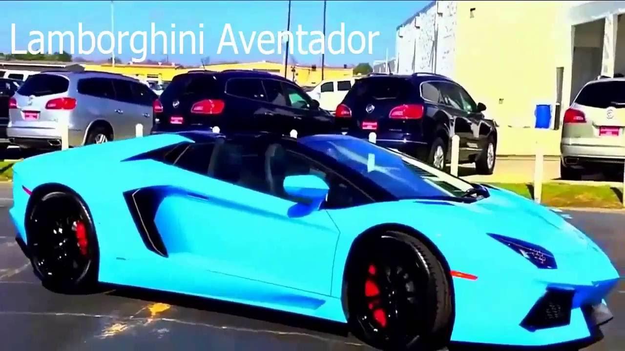 Top 5 Best Modified Lamborghini Youtube