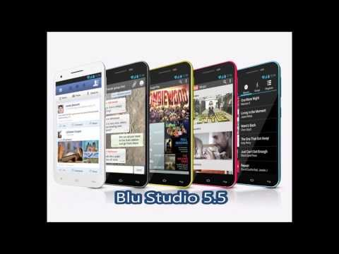 Blu Studio 5.5 NEW PHONE!!!