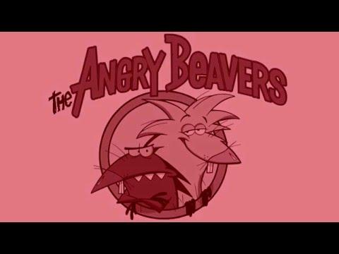 The Angry Beavers Theme {Earrape}