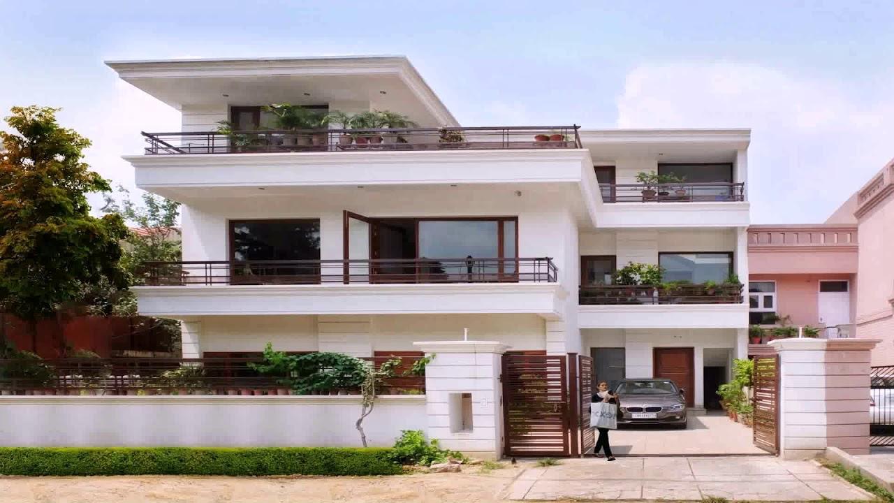 5 marla house design in chandigarh