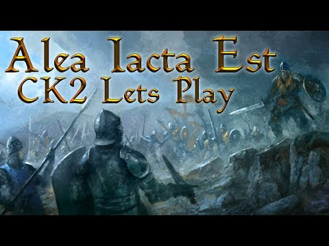 Paradox Megacampaign - Alea Iacta Est - Part 20 - Reclaiming the French throne for the Aberffraws