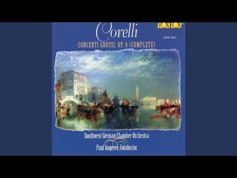 Concerto Grosso In F Major, Op. 6 No. 6: I. Adagio - II. Allegro