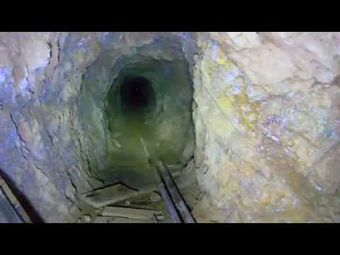 Mine Tunnel Exploration Abandoned Gold Adit