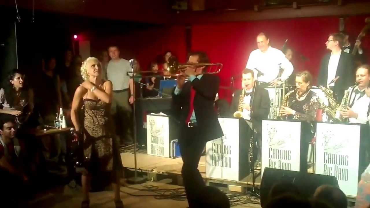 Herrang Dance Camp 2012 - Week 4 - Carling Big Band