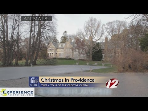 Experience RI around the holidays