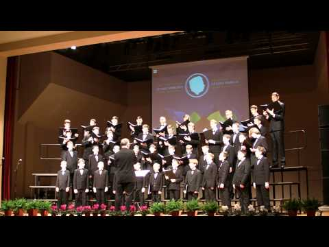 "Youth Choir ""Varpelis"" from Kaunas, Lithuania - I turas / round"