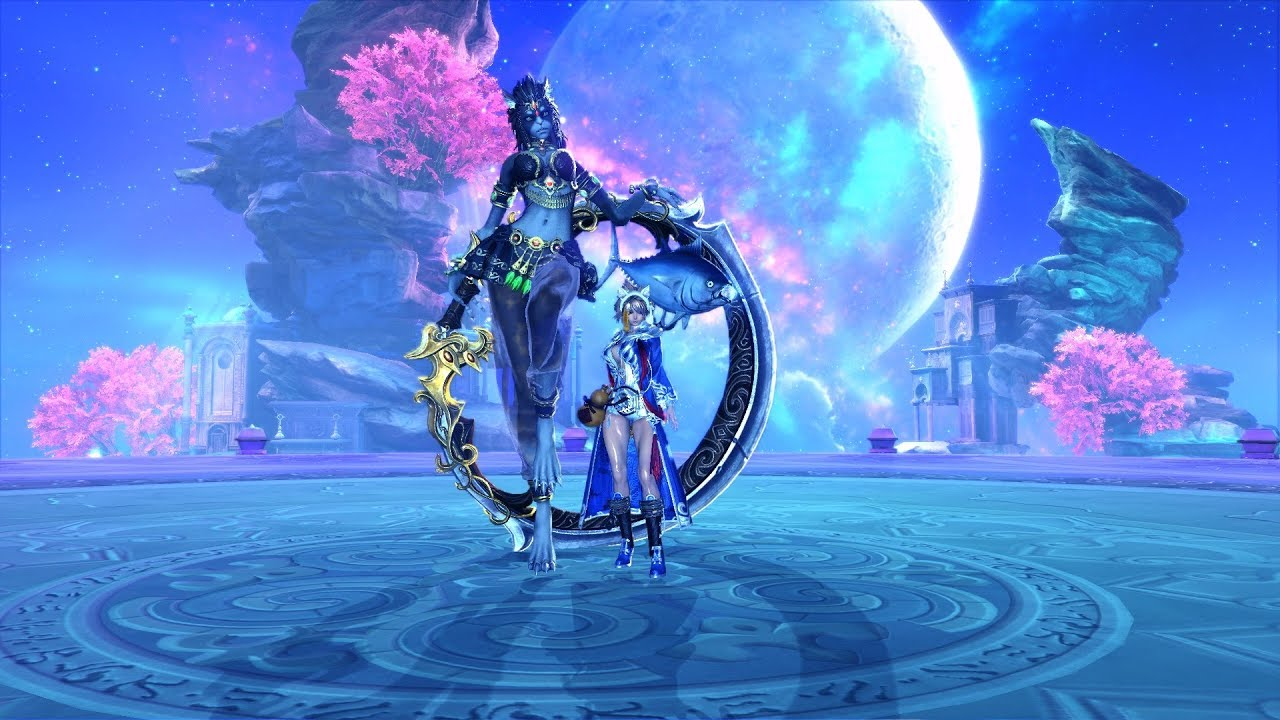 Blade & Soul [NA] M'ao (Den of the Ancients) First Time Clear - Destroyer  PoV
