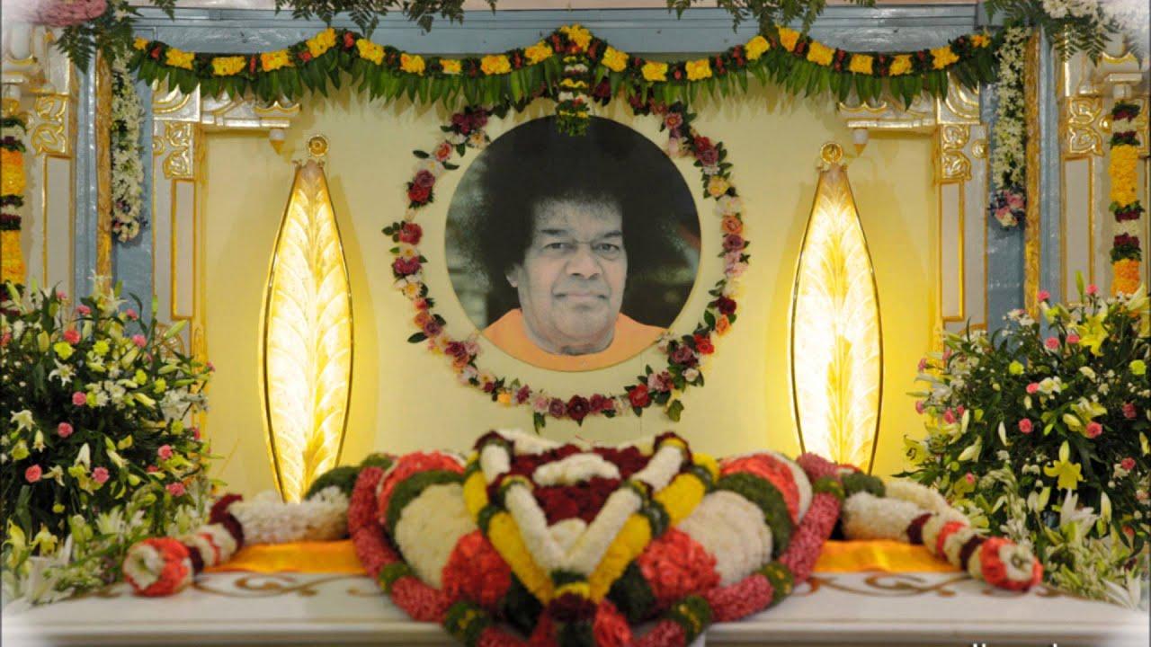 Bhagavan Sri Sathya Sai Baba Mahasamadhi Tribute Youtube