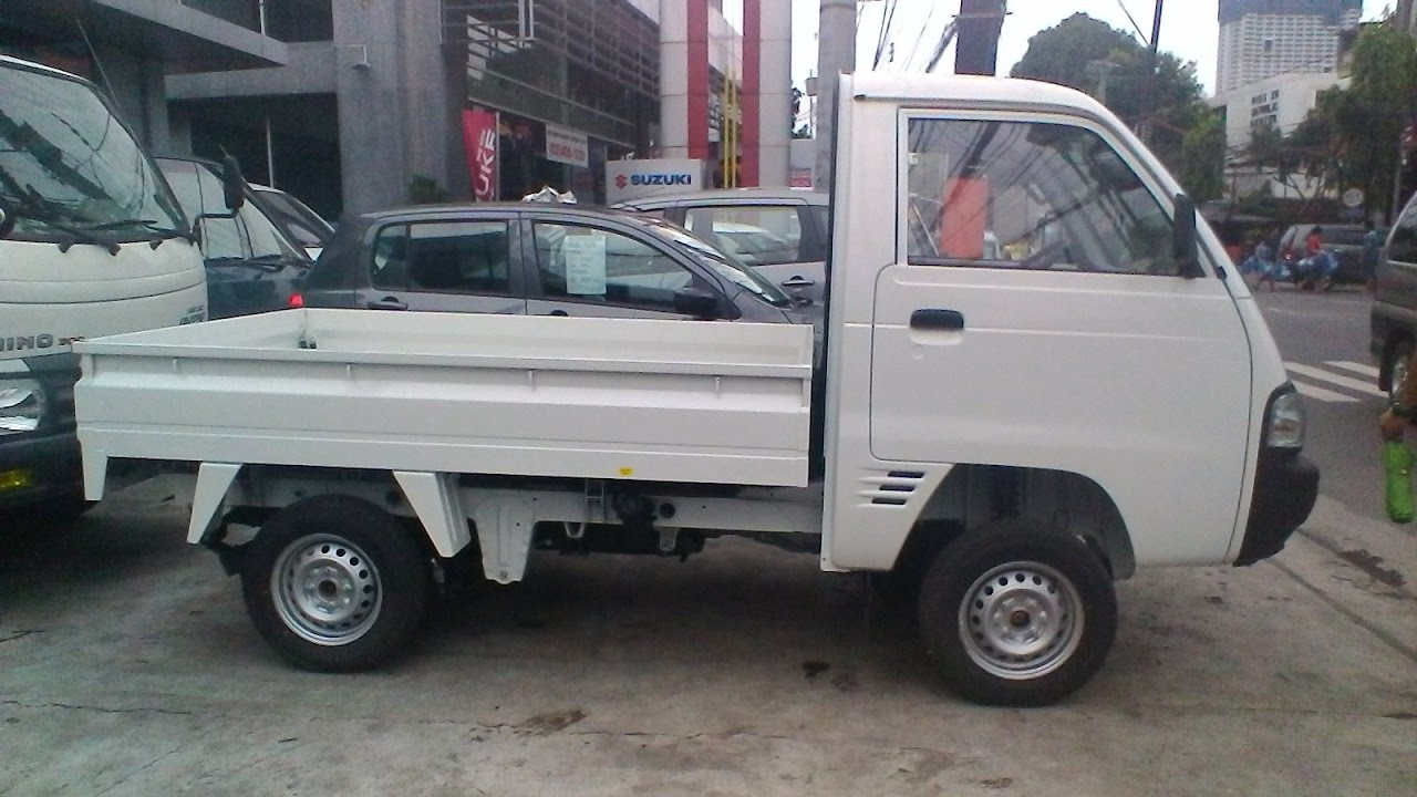 Suzuki Super Carry Pick Up Review