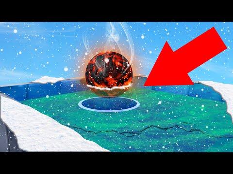 MELT Through The ICE To Reach The HOLE! (Golf It)
