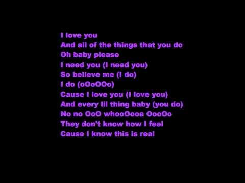 and i ciara lyrics