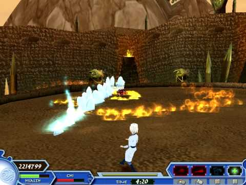 avatar the last airbender online games