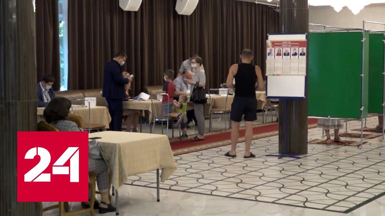 Явка на выборах белорусского президента превысила 65 процентов - Россия 24