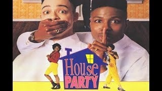 HOUSE PARTY 1990 FILM(MY THOUGHTS)