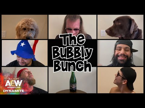 THE BUBBLY BUNCH FLIM FLAM CHALLENGE   AEW DYNAMITE 4/22/20