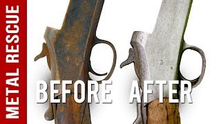 How To Remove Rust From Any Gun or Firearm