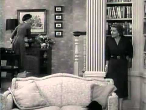 THE GEORGE BURNS and GRACIE ALLEN SHOW    guest star Jack Benny