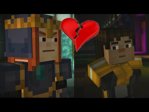 Minecraft Story Mode - JETRA is NO MORE ?! EP7 P1
