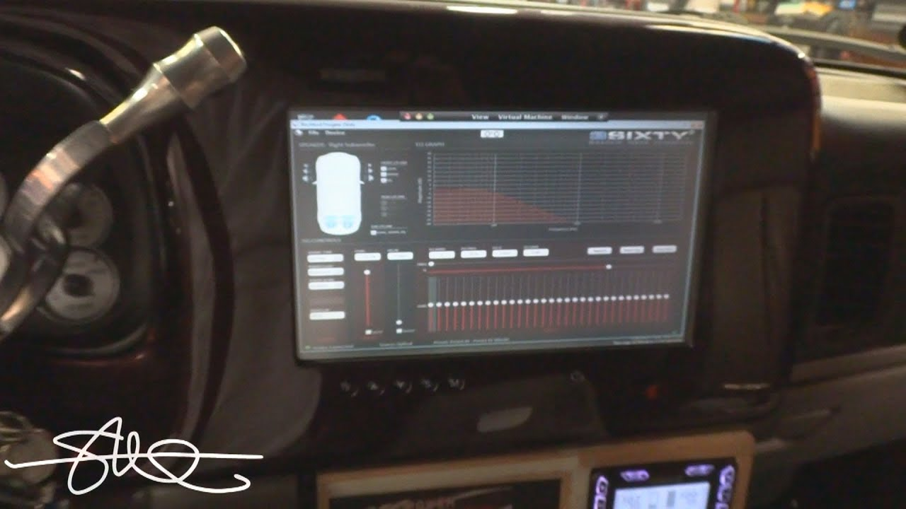 touch screen in dash 248 band 8 channel parametric eq rockford rh youtube com