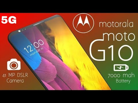 MOTO G10 2018 Trailer Concept Introduction .