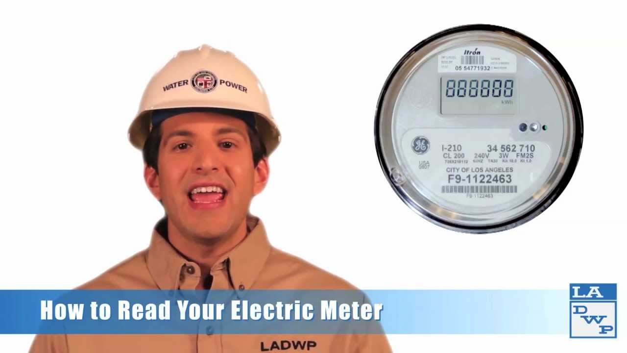 How To Read Your Electric Meter Youtube Electronic Parking Ke Wiring Diagram