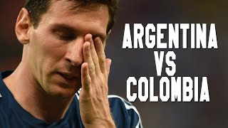 ARGENTINA (aLexBY) vs COLOMBIA (sTaX) - Fifa15