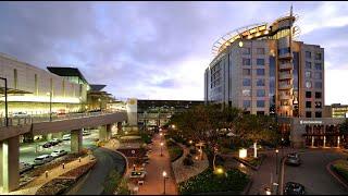 Intercontinental Hotel OR Tambo Airport, Johannesburg✔