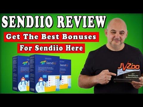 Sendiio Review And Bonuses . http://bit.ly/2ZuenQ2